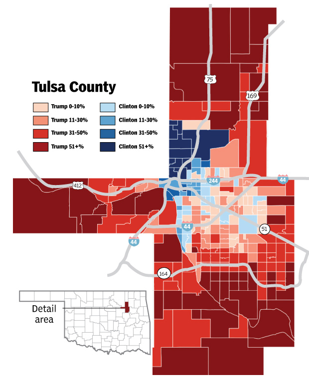The Road Ahead: Election heightens anxieties in north Tulsa | News OK